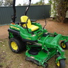John Deere Z710A Zero Turn Mower - Auction on now, ends 19/10/19 at 11 am