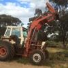 Case 970 Tractor & FEL