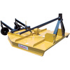 King Kutter 7ft Heavy Duty Slasher with Rear Wheel kit and Chains (NEW) Built in the USA