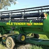JD 635D Harvester Front