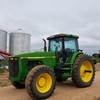 John Deere 8300 FWA with Duals