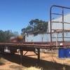 Tri Axle 40ft Flat Top Trailer