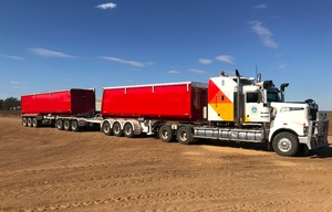 Praxis Contact Harvesting & Grain Transport