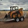 Case SR130 Skid Steer Loader For Sale or Hire