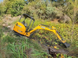 JCB 8025 Excavator   95 Engine Hours