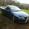 2002 Holden SS Ute