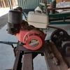 firewood bench circular saw