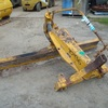 Moorhouse Gyro 3PL Grader Blade - 2400mm Wide