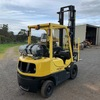 Under Auction - Hyster 2.5T Forklift - 2% + GST Buyer's Premium on all Lots