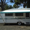 Olympic 2000 18' Single Axle Caravan