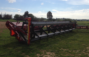8220 case windrower