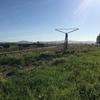 Mirani travelling irrigator boom 42m