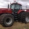 2009 Case Magnum MX305 Tractor,