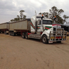 Road train tippers