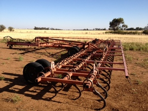 40ft Four Farmers Cultivator