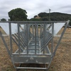 2 x HAY FEEDERS - Galvanised In Very Good Condition