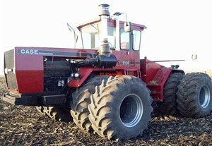 CASE / STEIGER 9190 Tractor Wanted 1987 Model ( RED)