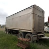 2000 Barry Stoodley Quad Axle Tipper Trailer