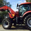 Case Puma 140 900hrs hydraulic autosteer loader like new