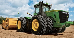 Steep decline for New Tractor sales in August