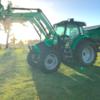 Deutz Agrotron K420 Tractor