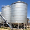 2 x 81 Cubic Metre Nelson Silo's. - Machinery & Equipment