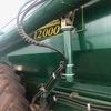 48' Simplicity Allrounder Airseeder & 12000 Ltr TQS2 Cart For Sale .  305 allrounder Bar