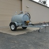 Brand new 950L Hot dipped gal Fire Unit Water Tanker