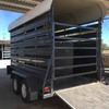 Tandem Axle Cattle/Horse Trailer