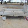 Aluminium Ute Tray 6 x 8