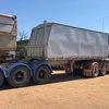 20ft Hallmark Tri-Axle Convertable A-Trailer