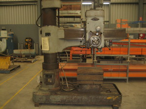 Drill Radial Arm 3 Phase