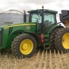 2013 JOHN DEERE 8260R Tractor For Sale - Green Star Ready with Weights