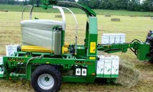 250 m/t of Wheaten Silage 6x4x3 600 Kg Bales