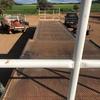 2004 Vawdrey 45ft Drop Deck Hay Trailer