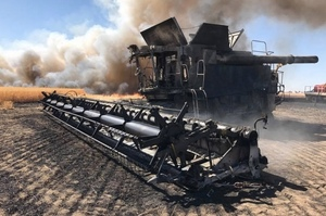 The number of Header fires is becoming a concern - Tips to reduce the risk