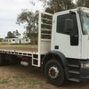 2003 Iveco Eurocargo Truck with 24ft Tray