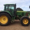 John Deere 6620 with 740 loader