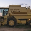 New Holland TX64 4WD with a 20ft Conventional Front