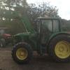 6420 John Deere Tractor