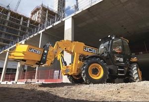 JCB add the 540-180 Hi-Viz to the Telehandler range