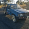 1997  mazada 4x4 ute