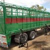 WANTED - 35 - 42 FT BOGIE TRAILER WITH SINGLE DECK CATTLE CRATE
