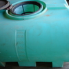 Poly water tank, 800 litres