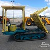 Yanmar C30r rubber tracked all terrain carrier