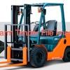 Toyota Diesel Forklift 4150 kg Lift