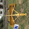 Under Auction - Reconditioned 8' Land Plane  - 2% + GST Buyers Premium on All Lots