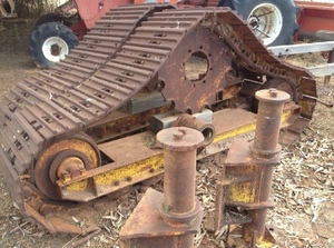 Used Header tracks