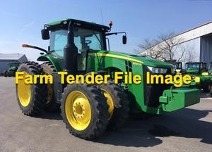 WANTED John Deere 260-320hp Tractor