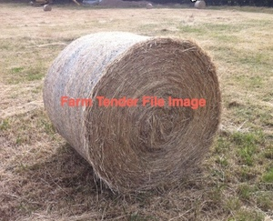 2 x Single Loads of 5x4 Rolls of Rice Straw for Sale